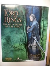 Lord of the Rings 'Aragorn Son of Arathorn' Sideshow Weta Statue 1/6 scale