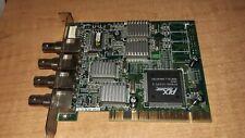 IEI IVC-200-RS-R20 V 2.0 4 canales tarjeta de captura de video PCI