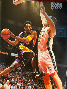 SPORTS ILLUSTRATED YEARBOOK 01 HARDCOVER BOOK Stories/Photos/Stats & Kobe Bryant
