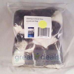 Boyd Chemi-pure Blue BULK 6 Pack 11 oz Bags Filter Media bags Saltwater CPBLUB11