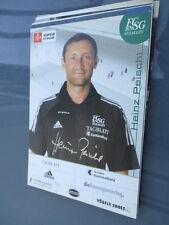 70371 Heinz Peischl FC St Gallen original signierte Autogrammkarte
