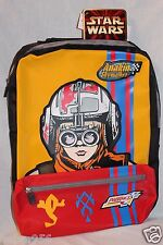 NEW  WITH TAGS VINTAGE  STAR WARS BACKPACK ANAKIN SKYWALKER