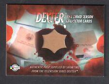 DEXTER SEASON 3 (Breygent) PROP CARD #D3 - P8 POLICE DEPARTMENT FILE FOLDER