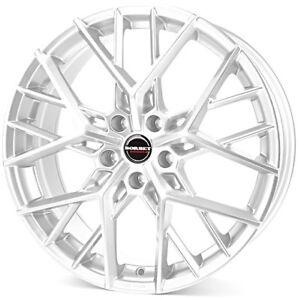 21 Zoll Borbet BY Felgen für Audi RS6 4G Q5 SQ5 8R FY Q7 4L A8 4H S-Line RS Neu