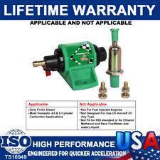 Brand New Universal Micro Electric Fuel Transfer Pump 12V Diesel 35 GPH 4-7 PSI