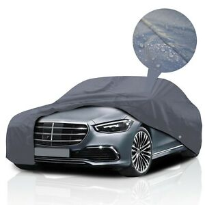 [PSD] Supreme Full Car Cover for Mercedes-Benz 500SEC 1984-1989 Coupe 2Door