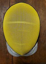 Resist. Tissu 350 Nw Pren 13567 Level 1 Fencing Helmet / Mask Ce ,premium, New