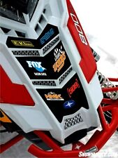 POLARIS HOOD decal GRAPHICS WRAP SWITCHBACK RUSH 800 600 PRO S X AXYS 120 137 #8