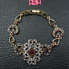 Betsey Johnson Fashion Jewelry Noble Shining Crystal Bangle Bracelet