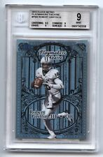 2012 Fleer Retro PLAYMAKERS THEATRE #PM4 Robert RG3 RGIII Griffin III RC! BGS 9