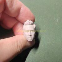 """1/12 Donnie Yen Saat po long Head Sculpt Unpainted for 6"""" Figure Shf ML Mez"""