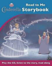 Disney Cinderella Read to Me Book & CD by Parragon Book Service Ltd (Mixed media product, 2013)