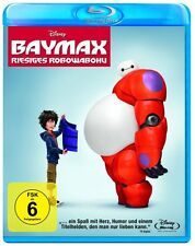Baymax - Riesiges Robowabohu - Blu-ray - *NEU*