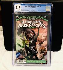 Dark Nights Death Metal LOTDK #1 CGC 9.8 Comic 1st Robin King