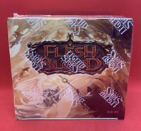 Monarch Flesh And Blood 1st Edition Booster Box With Two Cold Foil Cards