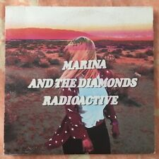 Marina and the Diamonds - Radioactive (2011) - UK 1 Track Promo CD