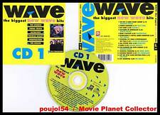 """WAVE """"Biggest New Wave Hits CD1"""" (CD) 1996"""