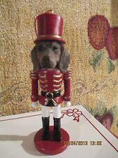 WEIMARANER ~ NUTCRACKER DOG SOLDIER ORNAMENT #54
