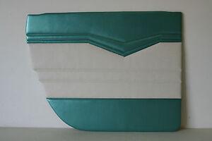 CHRYSLER VALIANT S Series. Metallic. Reproduction Door Trims, Interiors