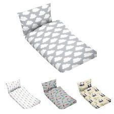 Bettwäsche Kinder Baby Bettbezug 100x135 100% Baumwolle verschiedene Motive