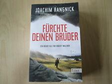 Joachim Ragnick - FÜRCHTE DEINEN BRUDER - TB - List - (24237)