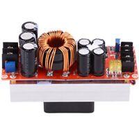 Convertidor Elevador Elevador de 1500W Dc-Dc 10-60V A 12-90V 30A Módulo de  F2P6