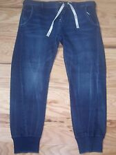 New TRUE RELIGION Jogger Jeans Sweat Pants 34