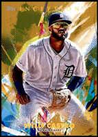 Willi Castro 2020 Topps Inception 5x7 Gold #74 /10 Tigers