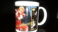 Cyndi Lauper White Coffee Mug cup she's so unusual