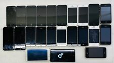 (Lot of 23) iPhone 7 6S 5S 5 4S 3GS | Galaxy S5 | Nokia | All Work No Locks