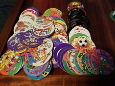 Pogs 1994 Official Slammer Jammer  by Imperial - lot of 121 - range from #2-192