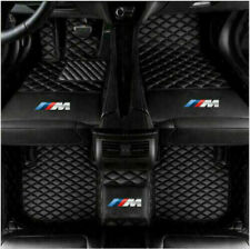 Fit BMW X1 X2 X3 X4 X5 X6 X7 Z4 M1 M3 M4 M6 X5M Waterproof Car Floor Mats