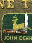 vintage HUMASON & BECKLEY stag handle pocket knife 1852-1914 era