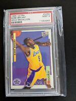 1996-97 Fleer Ultra Gold Medallion Kobe Bryant RC Rookie PSA 9 GEM MINT Rare!