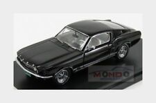 Ford Usa Mustang Gt Fastback Coupe 1967 Black Premium-X 1:43 PRD366J