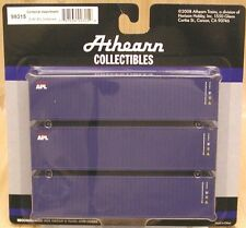 Athearn 40' containers - APL (corner logo) - CASE lot