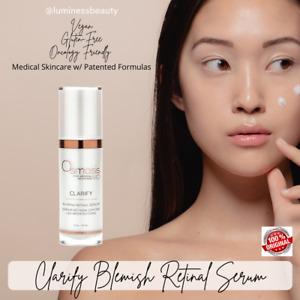 Osmosis MD CLARIFY BLEMISH RETINAL SERUM 30ml Vitamin A Blemish Oily Skin Acne