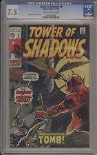 TOWER OF SHADOWS #8 - CGC 7.5 - 0124216008