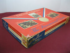1975 Bicentennial Games, 3 in 1, RARE, American Revolution, Coach House Games