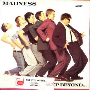 MADNESS -  One step beyond - 7'' (45 tours) - Juke box strip