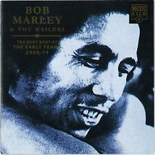 BOB MARLEY 'THE VERY BEST OF THE EARLY YEARS' 18 TRACK CD