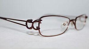 Ladies ex display Boucheron Glasses Mod BOU 86 MD2 Boucheron Case Free Sv Lenses