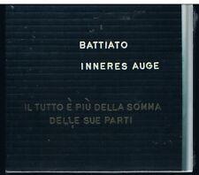 FRANCO BATTIATO INNERES AUGE CD DIGIPACK NUOVO SIGILLATO!!!