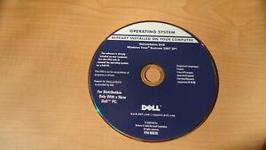 Dell Reinstallation DVD Windows Vista Business 32-Bit SP1