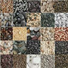 More details for long rake spar premium stones gravel pebbles cobbles black white pink