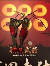 COO Models Japan Samurai Sanada Yukimura Arm Armour Sleeves loose 1/6th scale