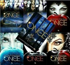 Once Upon A Time Complete Series Seasons 1-7 (DVD 35 discs Free Shipping)
