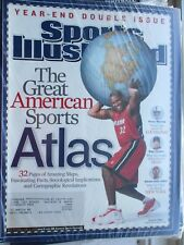 December 27 2004 Shaquille O'neal NBA Miami Heat Sports Illustrated SPORTS ATLAS