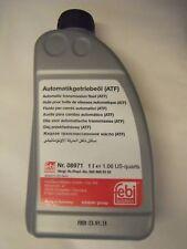 Febi 08971 1l Automatikgetriebeöl Hydrauliköl ATF (Rot) Opel Merdedes BMW Volvo