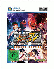 Super Street Fighter IV Arcade Edition Steam Key Pc Code Global [Blitzversand]